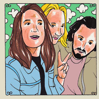 Dead Mockingbirds at Daytrotter Studio on Sep 11, 2015