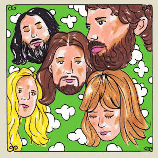 The Lonely Wild at Daytrotter Studio on Sep 16, 2015