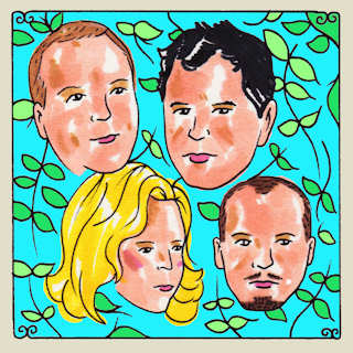 The Heavenly States at Daytrotter Studio on Sep 17, 2015
