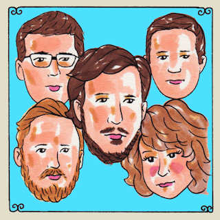 Great Lake Swimmers at Daytrotter Studio on Sep 21, 2015