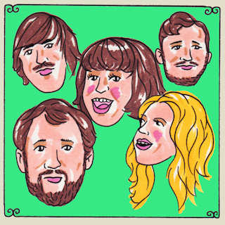 Keston Cobblers Club at Daytrotter Studio on Sep 28, 2015