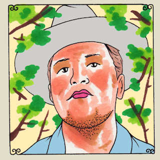 Zach Schmidt at Daytrotter Studio on Sep 29, 2015
