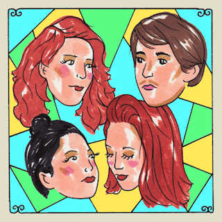 Landshapes at Daytrotter Studio on Oct 2, 2015