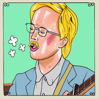 Sam Moss at Daytrotter Studio on Oct 7, 2015
