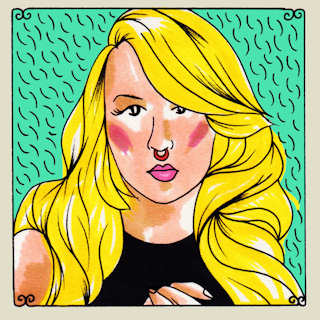 Lili K at Daytrotter Studio on Oct 9, 2015