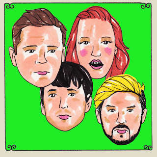 Br'er at Daytrotter Studio on Oct 12, 2015