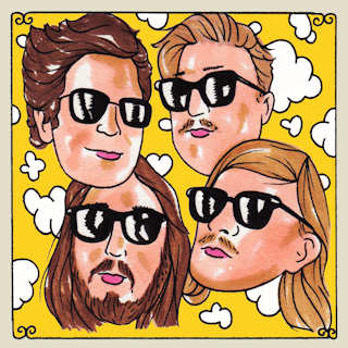 Sounds del Mar at Daytrotter Studio on Oct 12, 2015