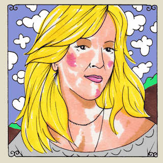 Gretchen Peters at Daytrotter Studio on Oct 13, 2015