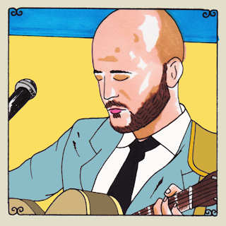Wynn Walent at Daytrotter Studio on Oct 19, 2015