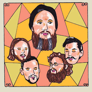 Quiet Hollers at Daytrotter Studio on Oct 20, 2015