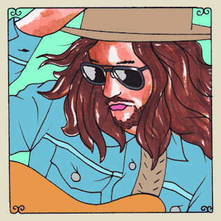 Josh Farrow at Daytrotter Studio on Oct 27, 2015
