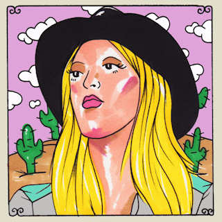 Katie Boeck at Daytrotter Studio on Oct 28, 2015