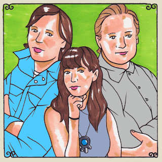 Less Is More at Daytrotter Studio on Oct 28, 2015