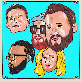 The Delta Saints at Daytrotter Studio on Nov 2, 2015