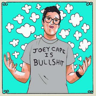 Joey Cape at Studio Paradiso on Nov 4, 2015