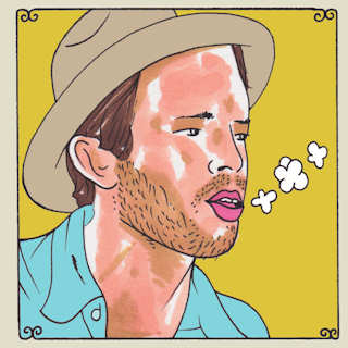 Levi Parham at Daytrotter Studio on Nov 6, 2015