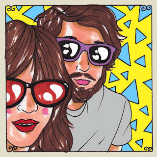 School Dance at Daytrotter Studio on Nov 6, 2015