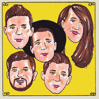 Mayday Parade at Daytrotter Studio on Nov 9, 2015