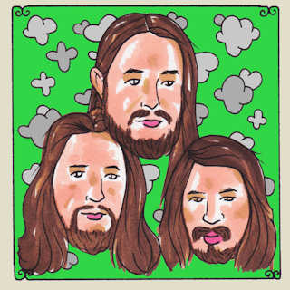 Radio Moscow at Daytrotter Studio on Nov 9, 2015