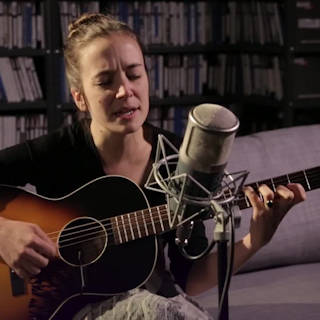 Margaret Glaspy at Paste Studios on Oct 14, 2015