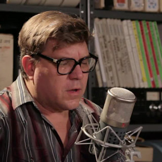 David Dondero at Paste Studios on Oct 13, 2015