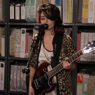 Ninet at Paste Studios on Oct 13, 2015