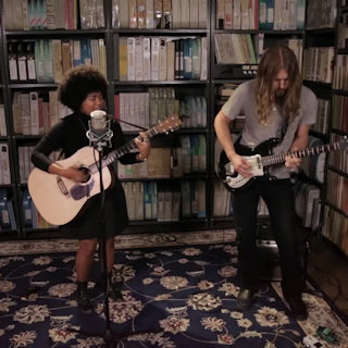 Seratones at Paste Studios on Oct 14, 2015
