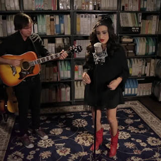 Lindi Ortega at Paste Studios on Oct 15, 2015