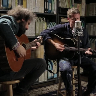 Josh Ritter at Paste Studios on Nov 3, 2015