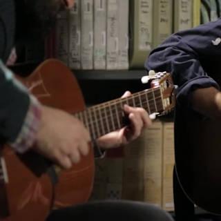 Josh Ritter at Paste Studios on Nov 3, 2015