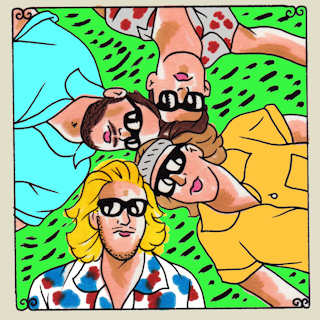 Bud Bronson and the Good Timers at Daytrotter Studio on Nov 13, 2015