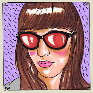 Sarah Blacker at Daytrotter Studio on Nov 13, 2015