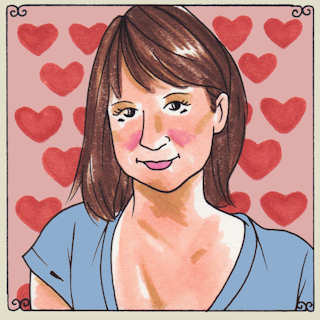 Emily Mure at Daytrotter Studio on Nov 25, 2015