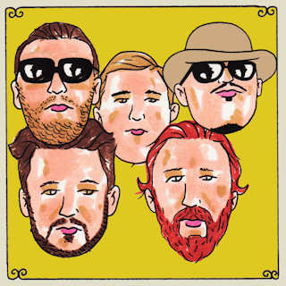 Stephen Young & the Union at Daytrotter Studio on Nov 27, 2015