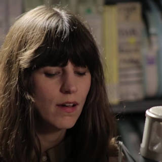 Eleanor Friedberger at Paste Studios on Dec 2, 2015