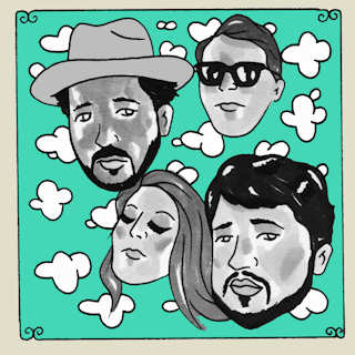 The Lucky Dutch at Daytrotter Studio on Dec 7, 2015