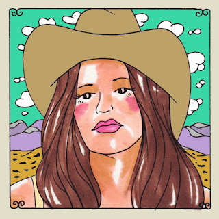Kacey Musgraves at Daytrotter Studio on Dec 15, 2015