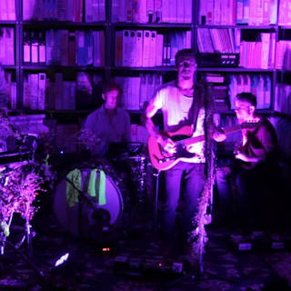 GIVERS at Paste Studios on Nov 13, 2015