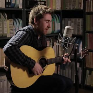 Jamie Lawson at Paste Studios on Dec 1, 2015