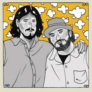 Donnie Fritts featuring John Paul White at Daytrotter Studio on Dec 14, 2015