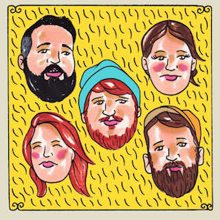 Forlorn Strangers at Daytrotter Studio on Dec 14, 2015