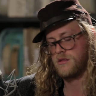 Allen Stone at Paste Studios on Nov 13, 2015