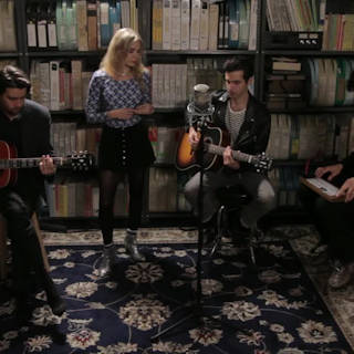 PHASES at Paste Studios on Nov 18, 2015