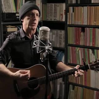 Freedy Johnston at Paste Studios on Jan 5, 2016