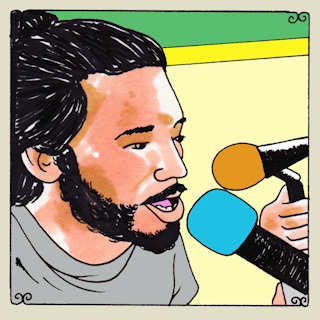 Young Jesus at Daytrotter Studios on Jan 14, 2016
