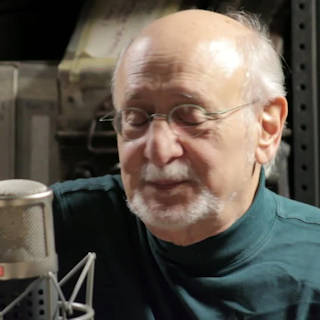 Peter Yarrow at Paste Studios on Jan 18, 2016
