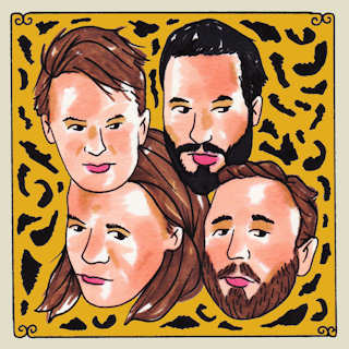 NEEDS at Daytrotter Studios on Jan 25, 2016