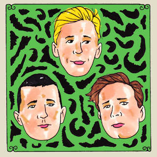 The Dirty Nil at Daytrotter Studios on Jan 28, 2016
