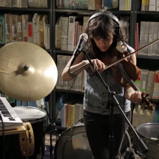 Emily Wells at Paste Studios on Jan 29, 2016