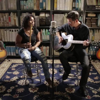 Luther Dickinson at Paste Studios on Jan 29, 2016